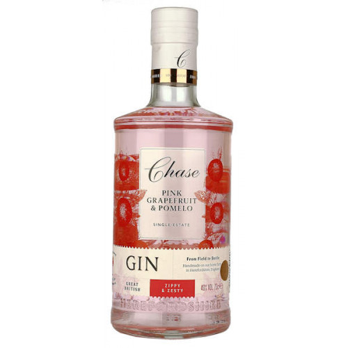 Chase Pink Grapefruit and Pomelo Gin