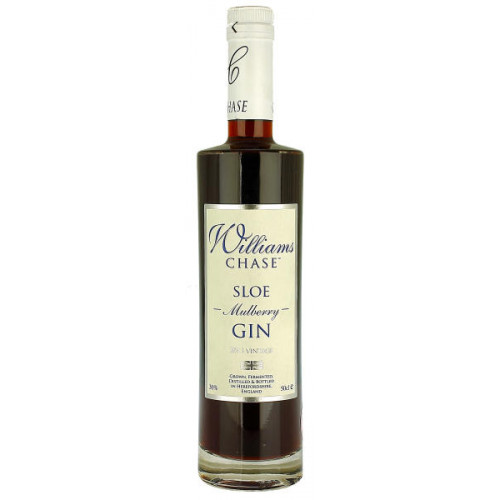 Chase Sloe and Mulberry Gin