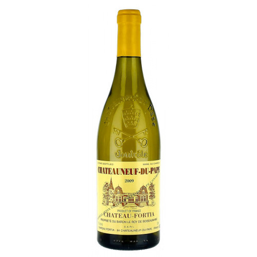 Chateau Fortia Chateauneuf du Pape Blanc