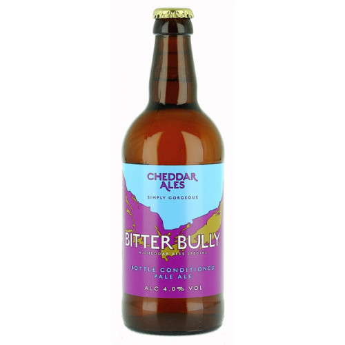 Cheddar Ales Bitter Bully