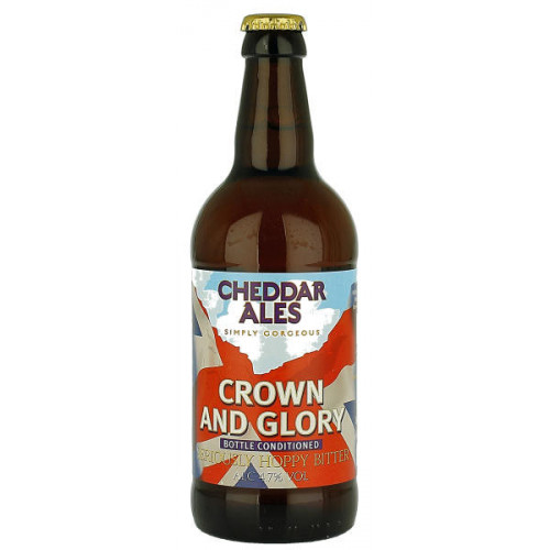 Cheddar Ales Crown and Glory