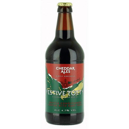 Cheddar Ales Festive Totty