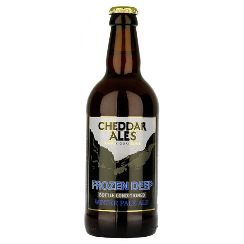 Cheddar Ales Frozen Deep