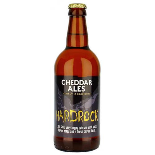 Cheddar Ales Hardrock Pale Ale