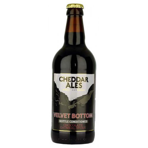 Cheddar Ales Velvet Bottom