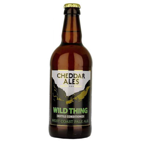 Cheddar Ales Wild Thing