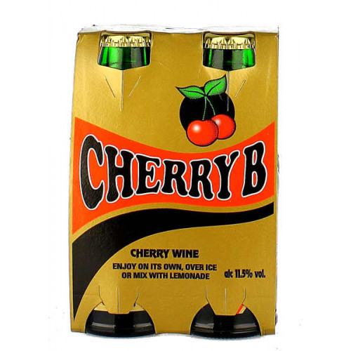 Cherry B Cherry Wine 4 Pack