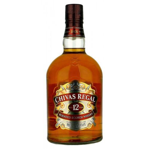 Chivas Regal 12 Year Old 1 Litre