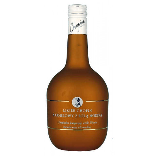 Chopin Sea Salt Caramel Liqueur