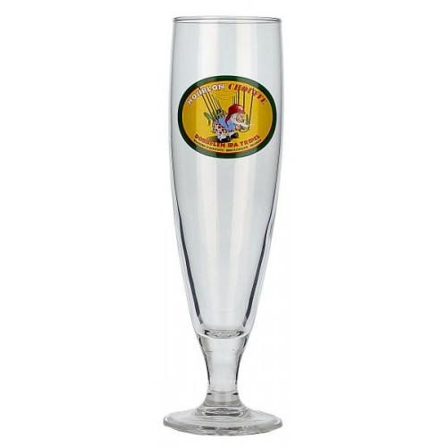 Chouffe Houblon Goblet Glass 0.3L