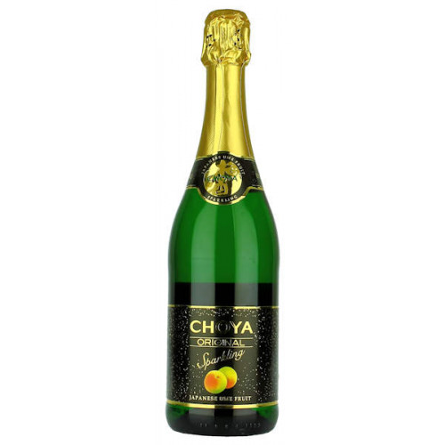 Choya Original Japanese Ume Fruit Sparkling Wine