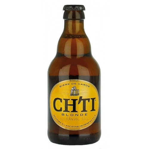 Chti Blonde 330ml