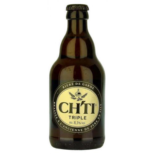 Chti Triple 330ml (B/B Date 11/05/19)