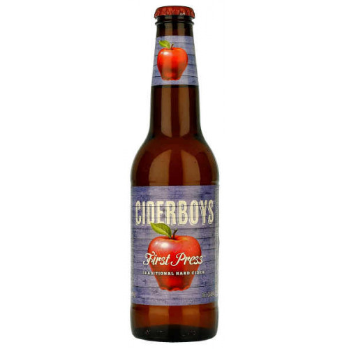 Ciderboys First Press Hard Cider