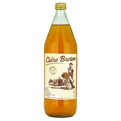 Cidre Breton Brut Traditionel 1 Litre