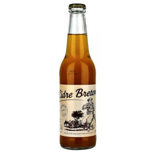 Cidre Breton Brut Traditional 330ml