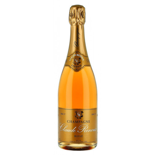Claude Renoux Brut Rose Champagne