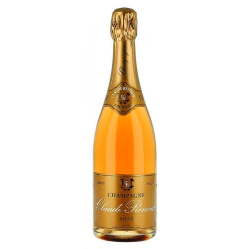 Claude Renoux Brut Rose Champagne