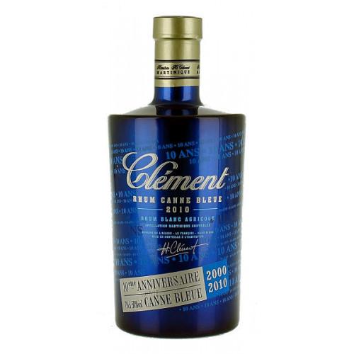 Clement Canne Bleu Rhum