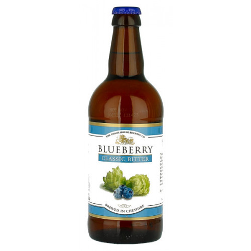 Coach House Brewing Blueberry Bitter
