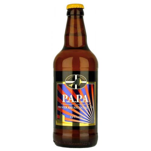 Coastal Proper American Pale Ale (P. A. P. A.)