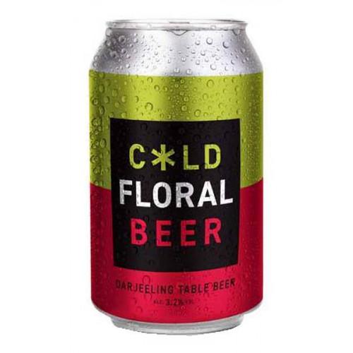 Cold Town Darjeeling Table Beer Can