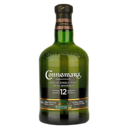 Connemara 12yo Peated Single Malt Irish Whiskey