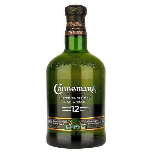 Connemara 12yo Peated Single Malt Irish Whiskey