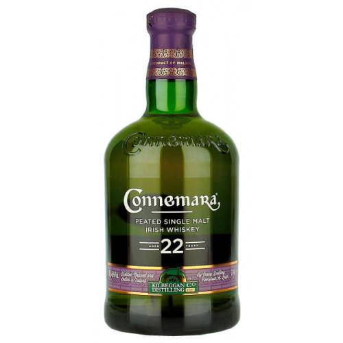 Connemara 22yo Peated Single Malt Irish Whiskey