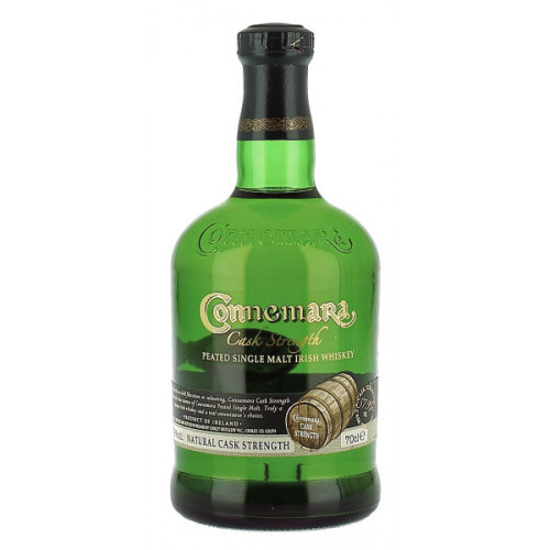 Connemara Cask Strength Irish Whiskey