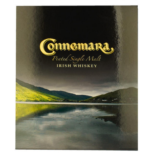 Connemara Distillers Edition Peated Gift Pack