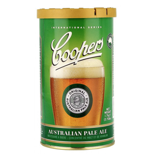 Coopers Australian Pale Ale Home Brew Kit