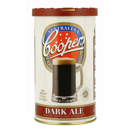 Coopers Dark Ale Home Brew Kit