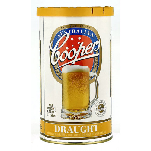 Coopers Draught Home Brew Kit