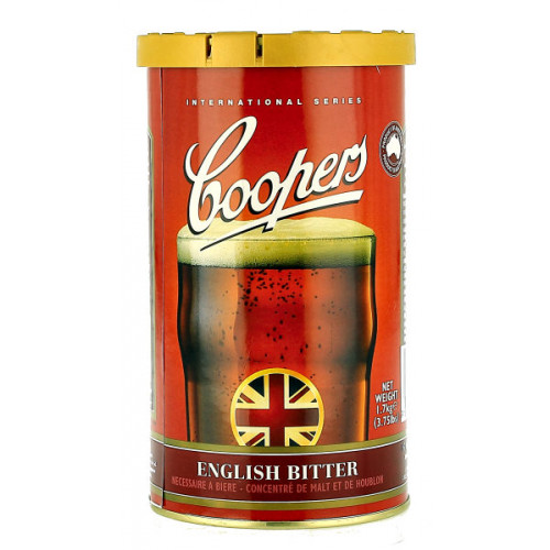 Coopers English Bitter Home Brew Kit