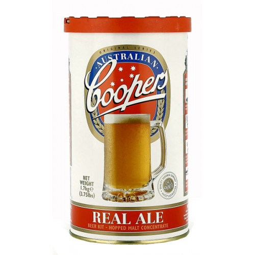 Coopers Real Ale Home Brew Kit