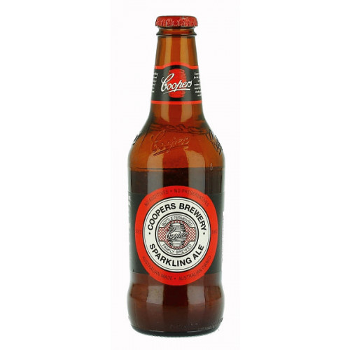 Coopers Sparkling Ale 375ml (B/B Date 01/06/19)
