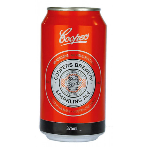 Coopers Sparkling Ale 375ml Can