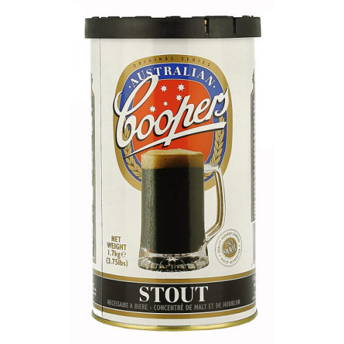 Coopers Stout Home Brew Kit