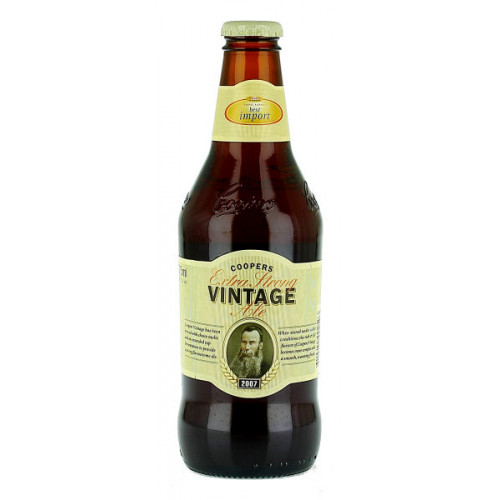 Coopers Extra Strong Vintage Ale