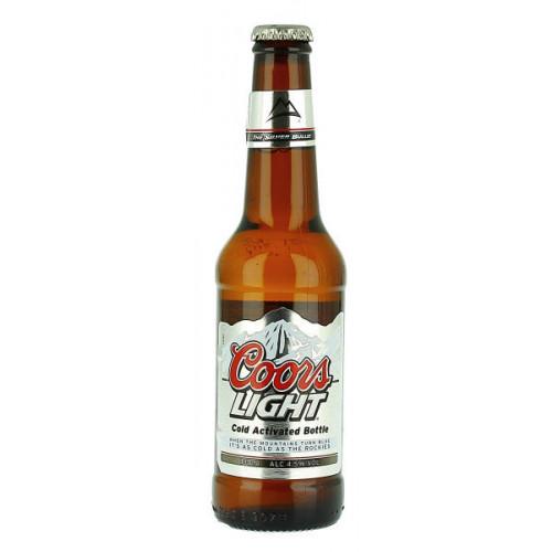 Coors Fine Light Beer