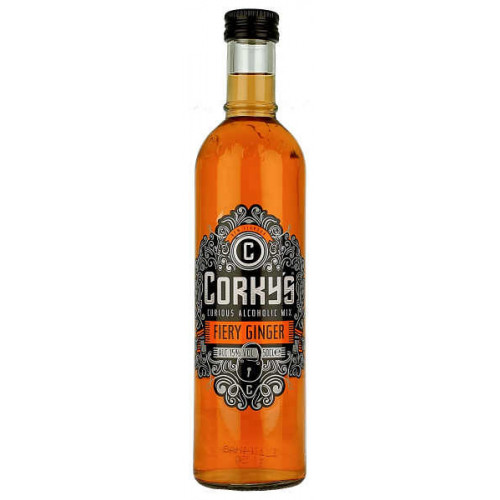 Corkys Fiery Ginger 500ml