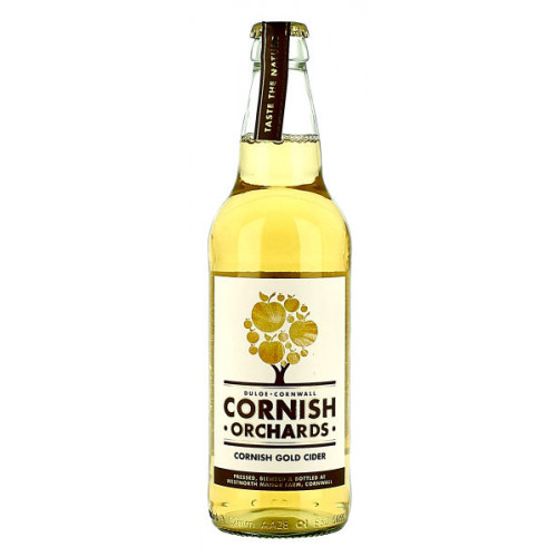 Cornish Orchards Cornish Gold Cider