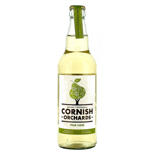 Cornish Orchards Pear Cider