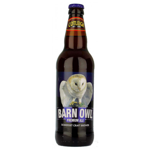Cotleigh Barn Owl