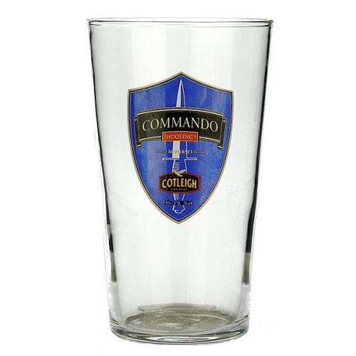 Cotleigh Commando Glass (Pint)