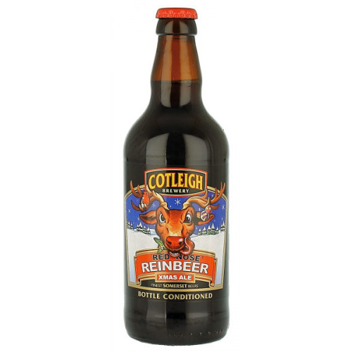 Cotleigh Red Nose Reinbeer