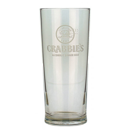 Crabbies Glass (Pint)