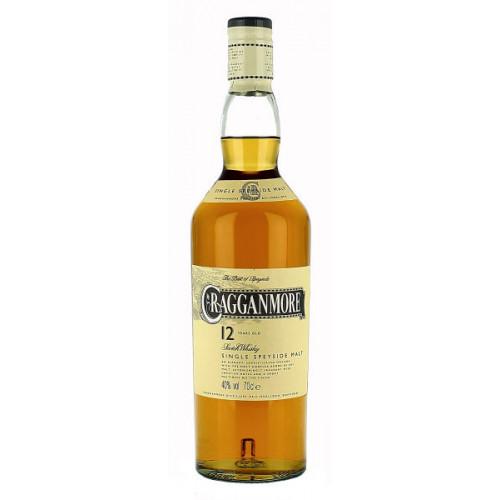 Cragganmore 12 year old Single Speyside Malt