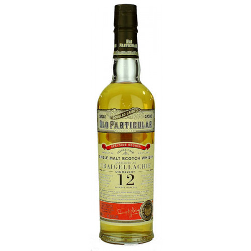 Craigellachie 12 Year Old 2008 Old Particular (Douglas Laing)